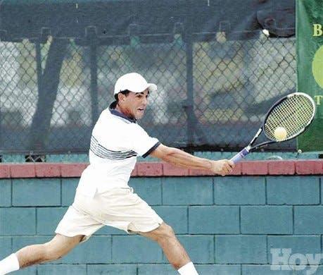 García y Estrellas avanzan semifinales tenis