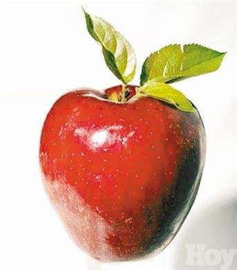 Manzana: el cepillo dental de la naturaleza