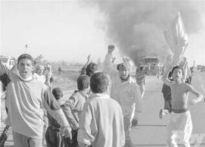 Lanzan ataque contra chiítas
