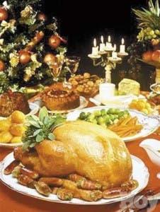 Los peligros gastronómicos de la Navidad