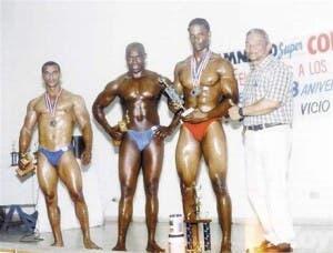 Robert Lara triunfa en el Mister Coloso de Fisiculturismo
