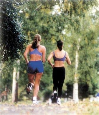 El ejercicio en la adolescencia previene el cáncer de mama