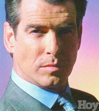 """Pierce Brosnan podría perder su """"licencia para matar"""""""