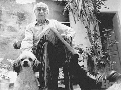 José Saramago incita en su última novela a «sacudir» la democracia
