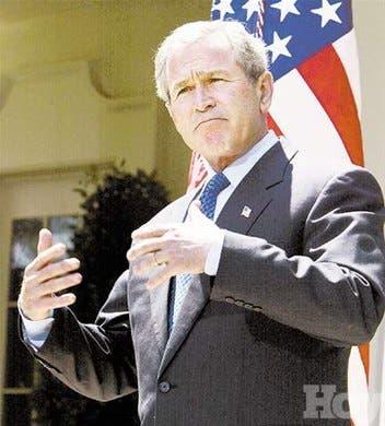 Bush: Seguimos siendo vulnerables a ataques