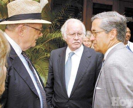 """Secretario general Adjunto de la OEA espera los comicios sean claros y sin """"travesuras"""""""