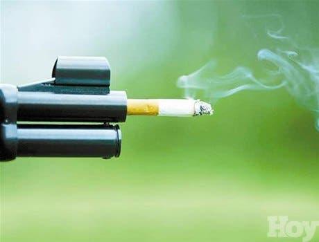 ¡Libérese del cigarrillo!