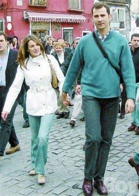 Los Príncipes de Asturias pasean su amor por España