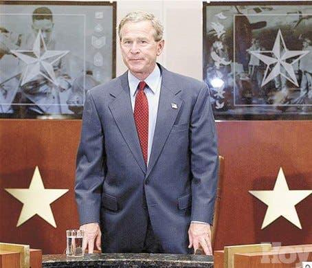 Diplomáticos y funcionarios EU critican política exterior de Bush