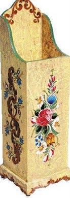 Pintura decorativa para remozar el mobiliario