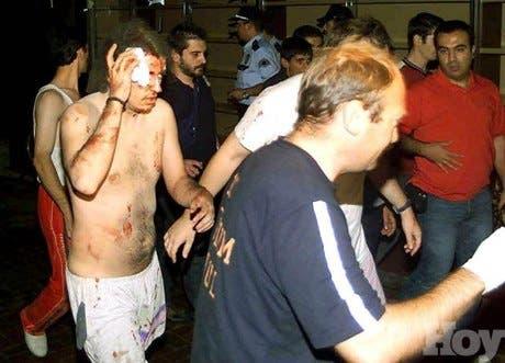 Grupo se atribuyó 11-M dice ser autor atentados hoy en Estambul