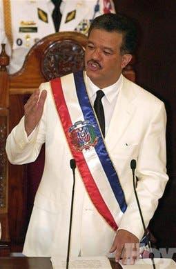 Presidente Fernández propone Gobierno de unidad nacional