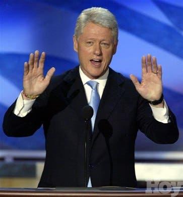 Historial de Clinton revela exceso de trabajo y mala alimentación