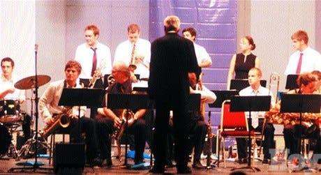 Orquesta alemana de Jazz impresiona con su música