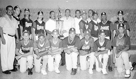 Liga Quique Cruz campeón en pre-junior