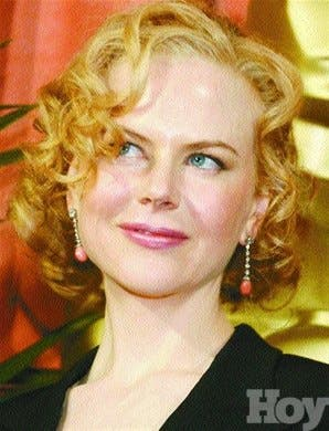 Nicole Kidman se pasea con el empresario Eric Watson