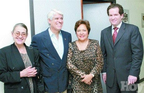 Amena conversación con Adela Fernández