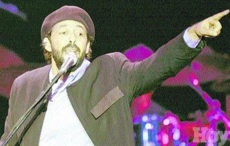 Juan Luis Guerra inicia gira