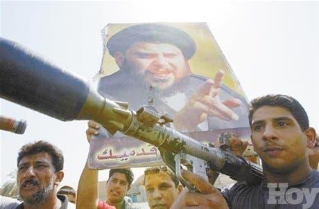 EEUU mata 73 iraquíes; esperan por periodistas
