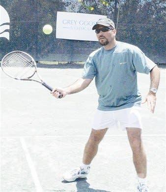 Canaan y Cutrí a finales en tenis «Casa de Campo-Proseguros
