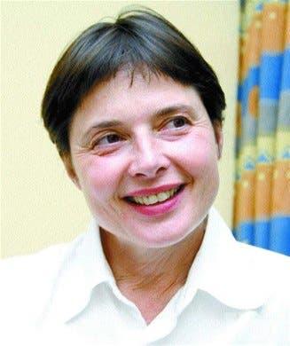Isabella Rosellini aceptaría trabajar en película dominicana