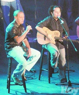 Franco De Vita vuelve a triunfar en Santo Domingo