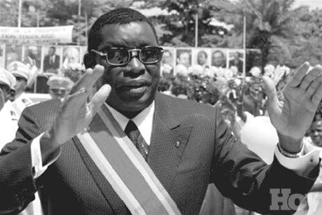 Muere presidente de Togo