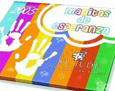 Manitas de Esperanza, el calendario de la Fundación St. Jude