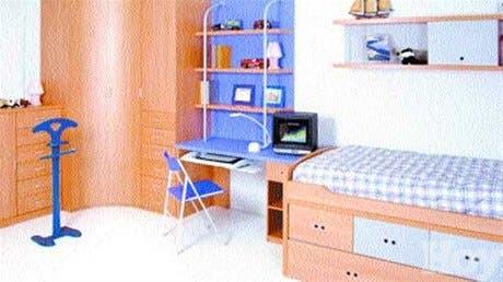 El dormitorio ideal para los niños