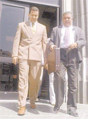Ex jefe de FAD niega relación negocios Quirino