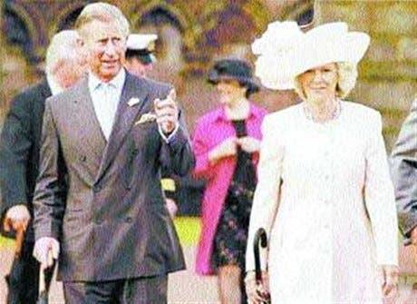 Británicos abuchean a Carlos y Camilla en ballet dedicado a Diana
