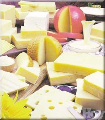 Cita potencial de RD para exportar queso
