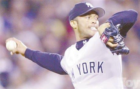 Mariano no puede con Boston