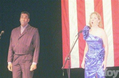 American Voices en una noche de blues y jazz