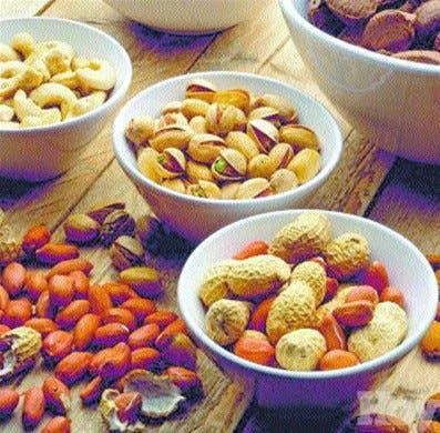 Frutos secos, alimentación completa