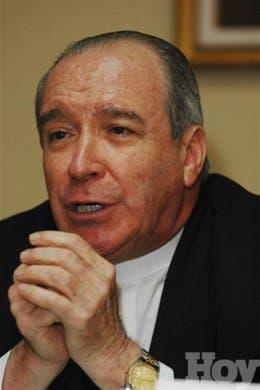 Cardenal insta gobierno a pensar «ya» en reestructuración PN