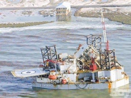 FINANCIAL TIMES <BR>Tormenta en la industria petrolera