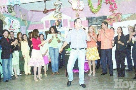 Crece entusiasmo por concurso ¡Qué viva el merengue!