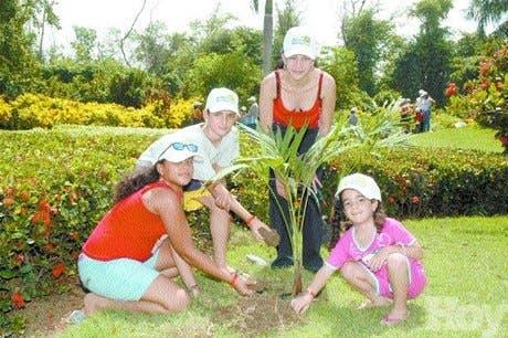 Celebran Fam Trip Ecológico