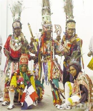 Los guloyas declarados patrimonio humanidad