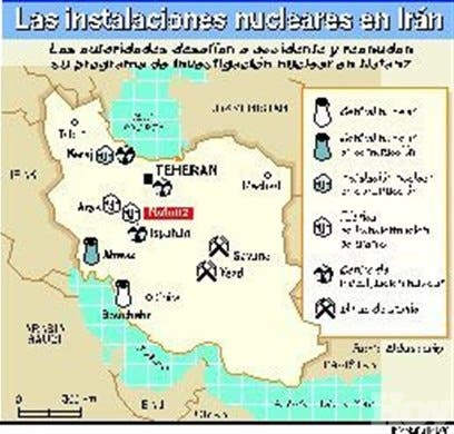 Irán retoma plan nuclear