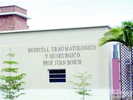 Construyen hospital especializado Juan Bosch