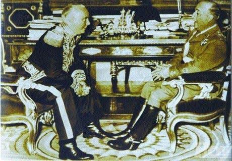 Trujillo y Franco, la alianza de dos generalísimos