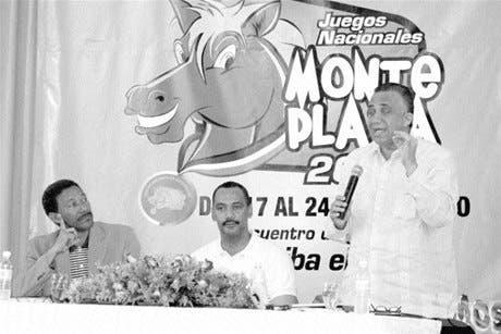 Nagua recibe antorcha de los Juegos Nacionales