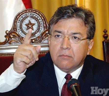 Presiente Paraguay rechaza TLC con EU