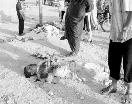 Violencia deja 30 muertos Irak