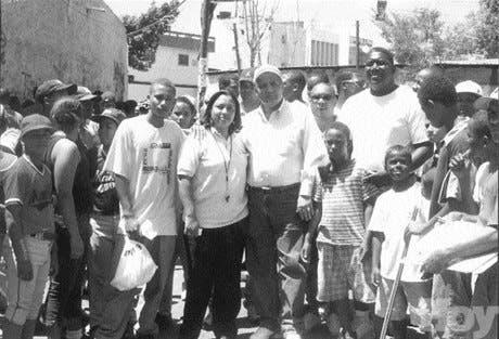 Síndico Domingo Batista celebra Día Deportivo