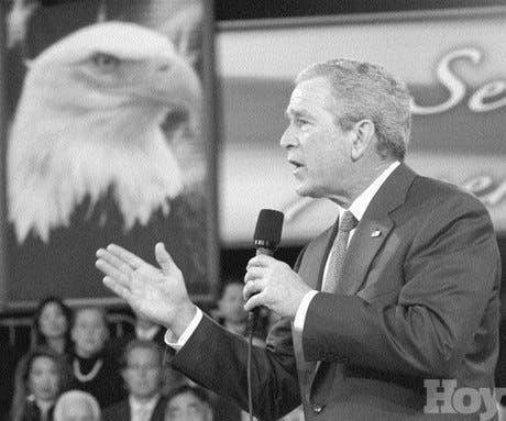 Bush pide reforma migratoria integral