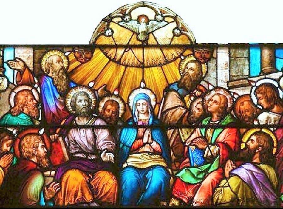 Fiesta de Pentecostés