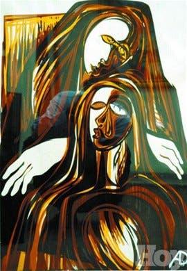 Asdrubal Domínguez, maestro del <BR>arte dominicano